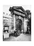 Inigo Jones Gateway, Chiswick House, London, 1926-1927 Giclee Print