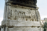 Arch of Titus, Forum, Rome, C81 Photographic Print