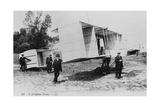 Voisin Biplane, 1910 Giclee Print