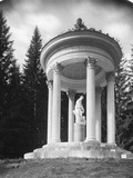 The Temple of Venus, Linderhof Palace, Bavaria, Germany, C1900 Photographic Print by  Wurthle & Sons