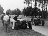 Le Mans 24 Hour Race, France, 1938 Photographic Print