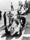 Mercedes-Benz Grand Prix Cars, C1934 Photographic Print