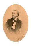 Yakov Polonsky, Russian Poet, C1866 Giclee Print