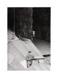 Tail Gunner of a German Army Zeppelin Airship, World War I, 1914-1918 Giclee Print