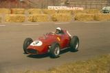 Phil Hill in Action in a Ferrari, Dutch Grand Prix, Zandvoort, 1959 Photographic Print