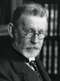 Paul Ehrlich (1854-191), German Bacteriologist Photographic Print