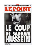 Front Cover of Le Point, Febuary 1991 Giclee Print