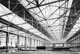 Ford Plant During Construction, Dagenham, Essex, 1930 Photographic Print