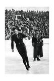 Karl Schäfer, Austrian Figure Skater, Winter Olympic Games, Garmisch-Partenkirchen, Germany, 1936 Giclee Print