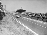 Marne Grand Prix, Rheims, France, 1952 Photographic Print