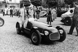 Ferrari 166 at Spa, Belgium, 1949 Photographic Print