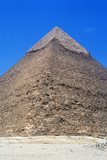 Great Pyramid of Cheops at Giza, Egypt, 4th Dynasty, Old Kingdom, 26th Century Bc Photographic Print
