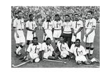 The Indian Hockey Team, Gold Medal Winners, Berlin Olympics, 1936 Gicléetryck