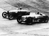 British Grand Prix, Brooklands, Surrey, 1927 Photographic Print