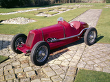 1933 Maserati 4Cm-2000 Racing Car Photographic Print