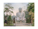 Daibutsu at Kamakura, Japan, Early 20th Century Giclee Print