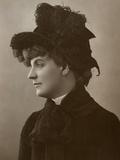 Miss Ada Rehan, Irish-Born American Actress, 1888 Reproduction photographique par W&d Downey