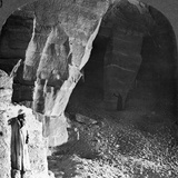 Quarry Chambers of Masara, Egypt, 1905 Photographic Print