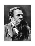 Friedrich Engels, German Socialist and Collaborator and Supporter of Karl Marx, 1879 Giclee Print