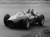 Mike Hawthorn in the Dutch Grand Prix, Zandvoort, 1958 Fotodruck