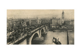 London Bridge, C1906 Giclee Print