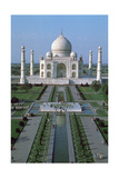 The Taj Mahal, from the Top of the Entrance Gate, Agra, India Giclee Print