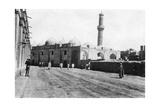 Mosque on River Street, Baghdad, Mesopotamia, Wwi, 1918 Giclee Print