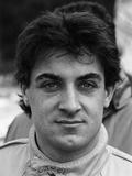Jean Alesi, 1990 Photographic Print