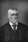 Sir George Otto Trevelyan (1838-192), British Statesman and Author, 1893 Reproduction photographique par W&d Downey