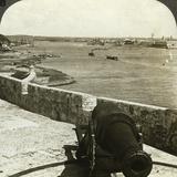 Cannon, Morro Castle, Havana, Cuba Photographic Print