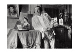 Catulle Mendes, French Poet and Man of Letters, 1906 Giclee Print