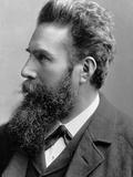 Wilhelm Konrad Von Roentgen, German Physicist, 1901 Photographic Print