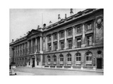 The Royal Automobile Club, Pall Mall, London, 1926-1927 Giclee Print by  Joel