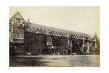 Garden Front, St John's College, Oxford, Oxfordshire, Late 19th or Early 20th Century Giclee Print