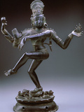Nataraja, Shiva, 13th Century Photographic Print
