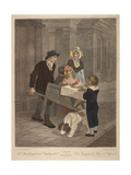 Hot Spice Gingerbread Smoking Hot!, Cries of London, C1870 Giclee Print by Francis Wheatley