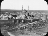 The Saladin Citadel of Cairo, Egypt, C1890 Photographic Print by  Newton & Co
