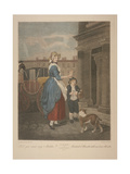 Do You Want Any Matches, Cries of London, C1870 Giclee Print by Francis Wheatley