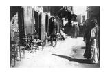 Baghdad Bazaar, 1918 Giclee Print