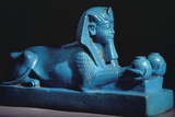 Sphinx of Amenhotep III, 15th-14th Century BC Photographic Print