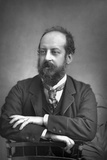 Sir James Dromgole Linton (1840-191), English Painter, 1890 Reproduction photographique par W&d Downey