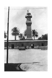 Block Tower, 31st British General Hospital, Baghdad, Mesopotamia, WWI, 1918 Giclee Print