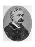Leon Bloy, French Novelist, Essayist and Poet, 1895 Giclee Print