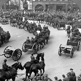 Commemoration of the End of World War I, London, 1919 Photographic Print
