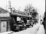 Daimler Breakdown Trucks, Early 1920S Photographic Print