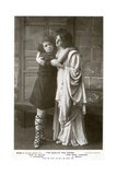Ivy Millais and Marie Leonhard, Actresses, C1900s Giclee Print by  Foulsham and Banfield
