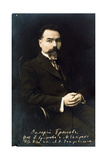 Valery Bryusov, Russian Author and Poet, 1910S Giclee Print