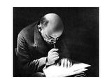 Vladimir Ilich Lenin, Russian Bolshevik Leader, Russia, July 1921 Giclee Print