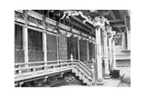 Ieyasu Temple, Japan, 1904 Giclee Print