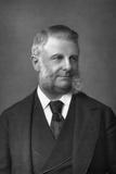 Sir Frederick Augustus Abel (1827-190), English Chemist, 1890 Reproduction photographique par W&d Downey